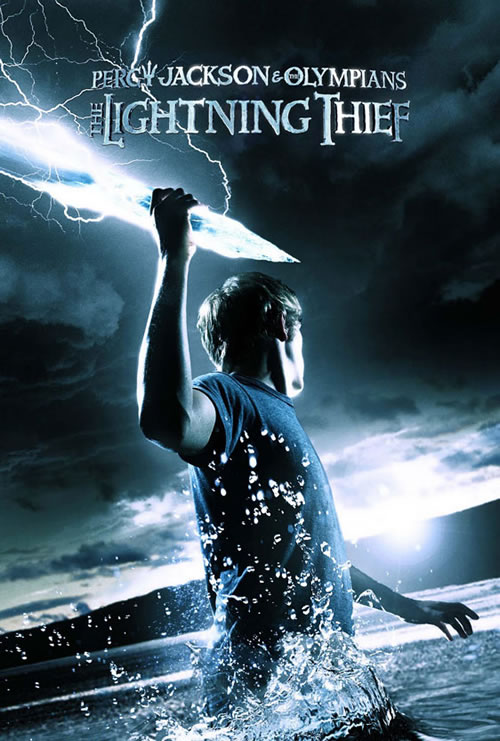 Percy Jackson & the Olympians: The Lightning Thief (2010) Percy-jackson-and-the-olympians-the-lightning-thief-poster1